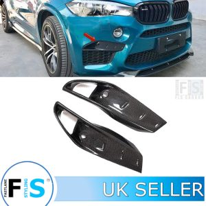 BMW X5M F85 X6M F86 SPORT FOG LIGHT LAMP COVERS