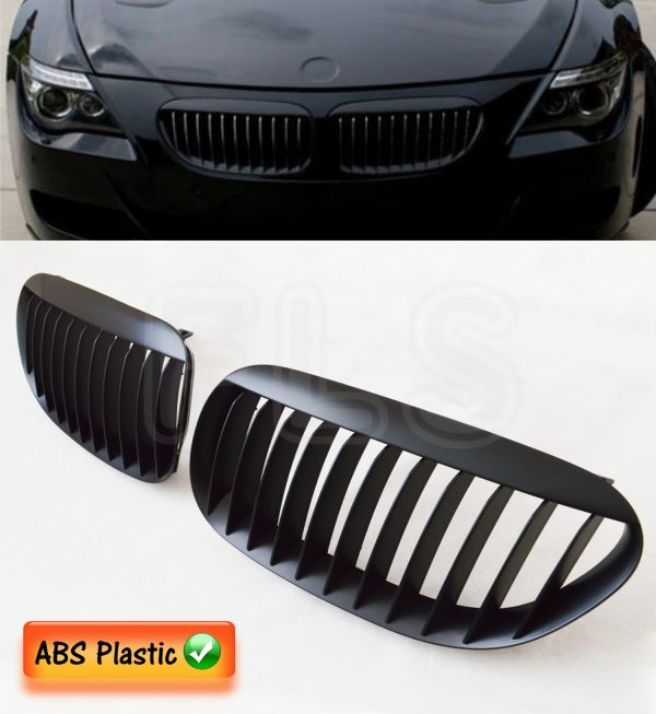 BMW 6 SERIES E63 E64 FRONT KIDNEY GRILLE