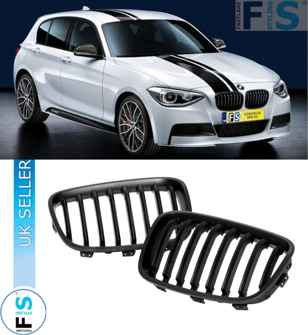 BMW 1 SERIES F20 F21 PRE FACELIFT KIDNEY GRILLE
