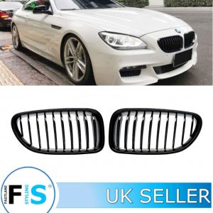 BMW 6 SERIES F06 F12 F13 FRONT KIDNEY GRILLES