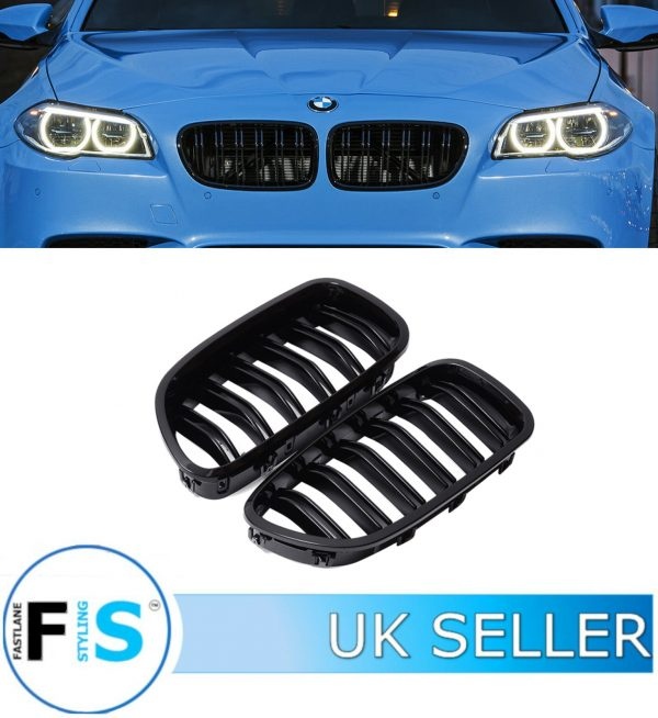 BMW F10 F11 5 SERIES M5 STYLE FRONT KIDNEY GRILLE