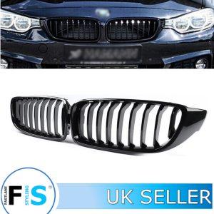 BMW 4 SERIES F32 F33 F36 F80 F82 F83 M3 M4 FRONT KIDNEY GRILLE
