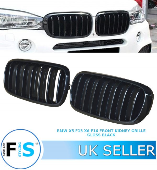 BMW X5 F15 X5M F85 X6 F16 X6M F86 KIDNEY GRILLE