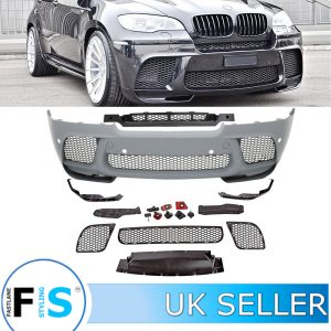 BMW X6 E71 M PERFORMANCE FRONT BUMPER KIT