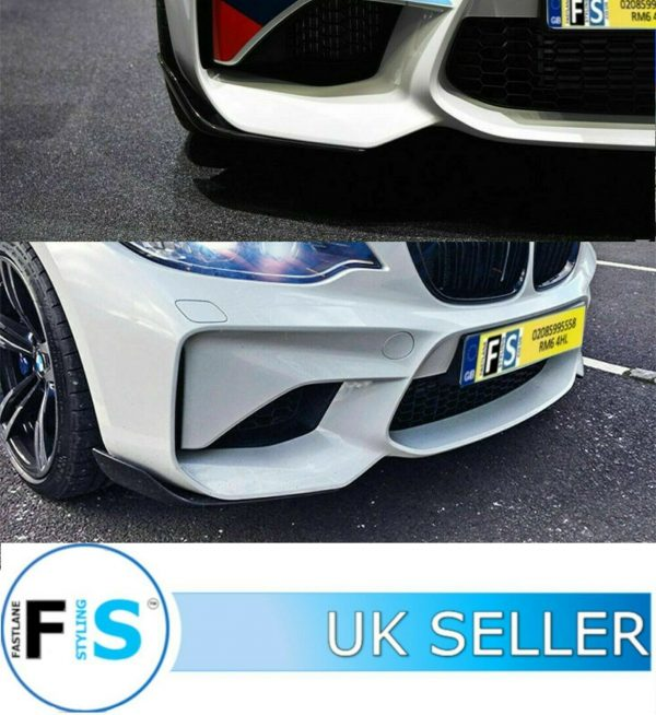 BMW 2 SERIES F22 F23 F87 M2 PERFORMANCE FRONT LIP