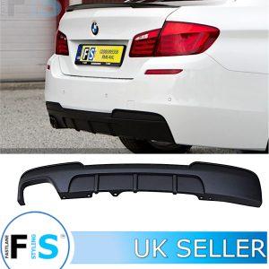 BMW 5 SERIES F10 F11 M PERFORMANCE REAR DIFFUSER