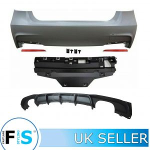 BMW 3 SERIES F30 F31 M SPORT REAR BUMPER KIT