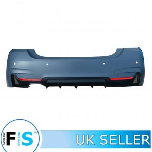 BMW 4 SERIES F32 F33 F36 M SPORT REAR BUMPER KIT