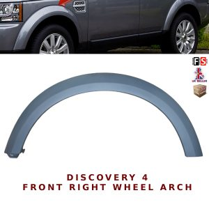 LAND ROVER DISCOVERY 4 LR4 WHEEL ARCH REPLACEMENT WHEEL ARCHES TRIM FRONT RIGHT