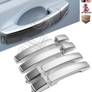 LAND ROVER DISCOVERY 4 DOOR HANDLE COVER CHROME FINISH