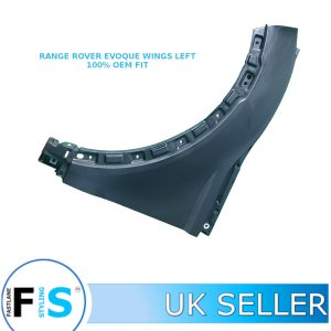 RANGE ROVER EVOQUE SIDE WING ARCH FENDER LEFT