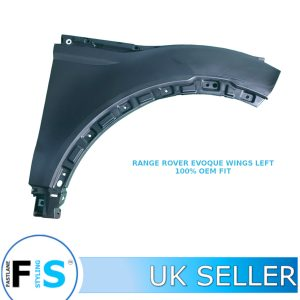 RANGE ROVER EVOQUE SIDE WING ARCH FENDER RIGHT
