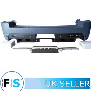 RANGE ROVER AUTOBIOGRAPHY STYLE REAR BUMPER 2010-2013 DIRECT FIT 100% OEM FIT