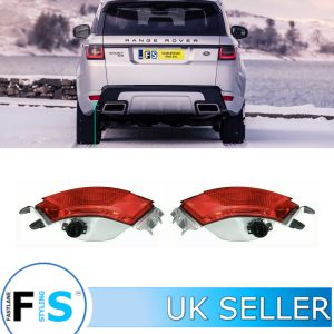 RANGE ROVER SPORT L494 REAR LED FOG LIGHT LAMP