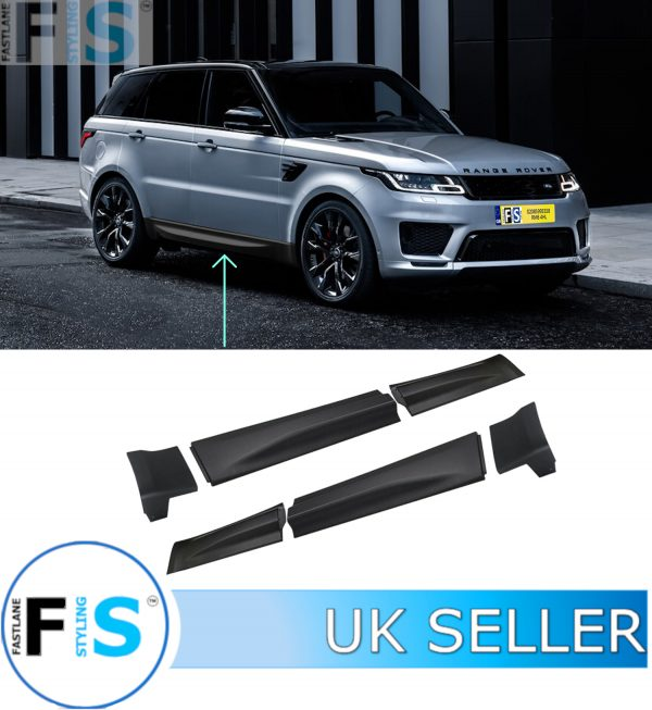 RANGE ROVER SPORT L494 DOOR SIDE SKIRT STRIP MOULD