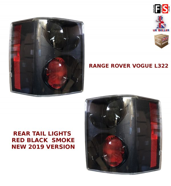 RANGE ROVER VOGUE L322 REAR TAIL LIGHT