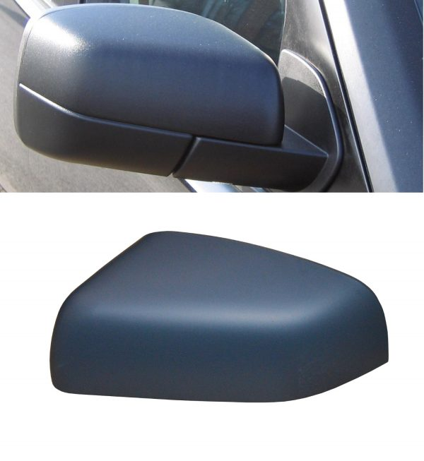 RANGE ROVER VOGUE L322 OEM REPLACEMENT MIRROR COVER LEFT 2010-2013 PRIMED