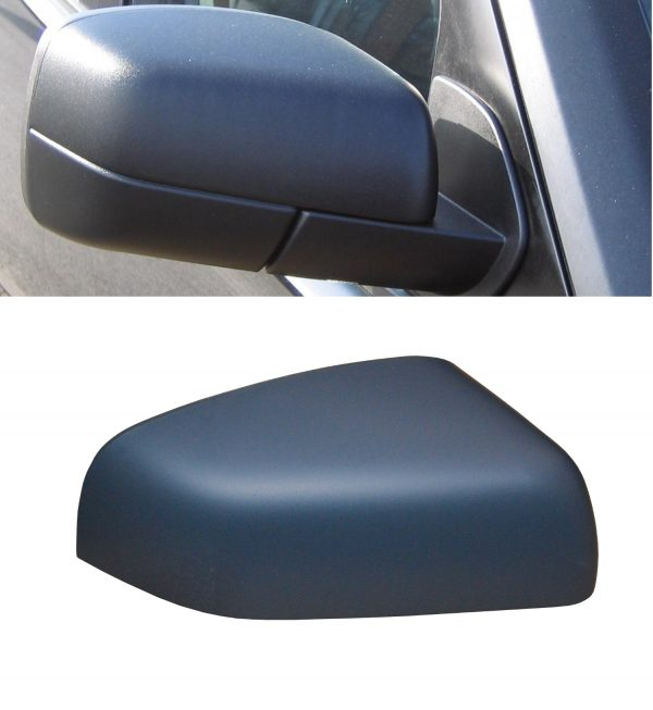 RANGE ROVER VOGUE L322 OEM REPLACEMENT MIRROR COVER RIGHT 2010-2013 PRIMED