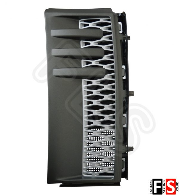 RANGE ROVER L322 VOGUE AUTOBIOGRAPHY SUPERCHARGED 06-12 SIDE VENTS GREY/SILVER