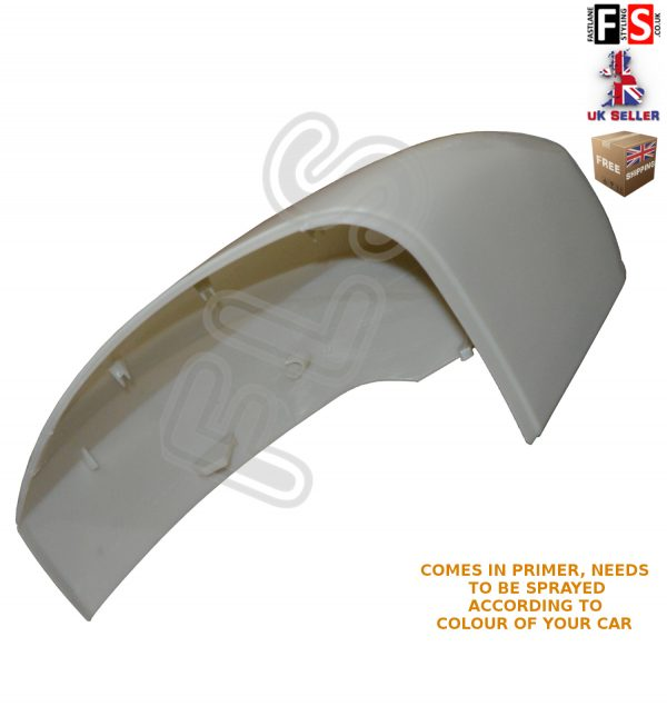 RANGE ROVER VOGUE L405 OEM REPLACEMENT MIRROR COVER 2013 UP PRIMED – LEFT