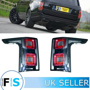 RANGE ROVER VOGUE L405 PAIR REAR TAILLIGHTS