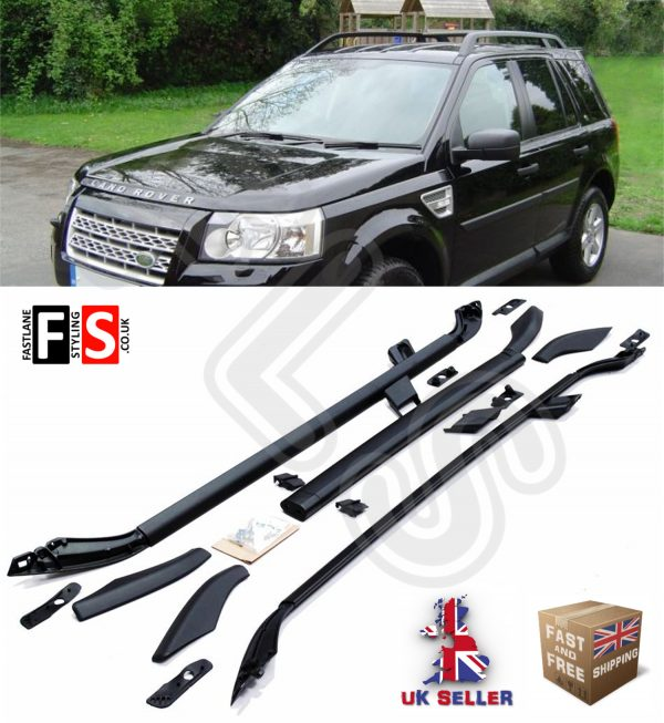 LAND ROVER FREELANDER 2 ROOF RACK ROOF RAILS