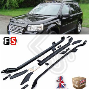 LAND ROVER FREELANDER 2 OEM STYLE ROOF RACK ROOF RAILS 100% OEM FIT – LY6011