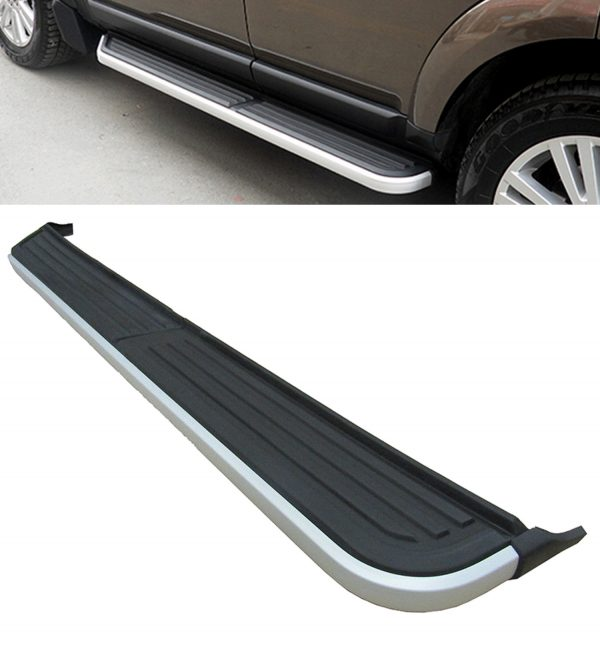 LAND ROVER DISCOVERY 3 & 4 SIDE STEPS RUNNING BOARD OEM FIT LEFT SIDE STEP ONLY