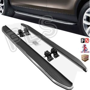 LAND ROVER DISCOVERY SPORT SIDE STEPS RUNNING BOARDS OEM STYLE 2015 UP