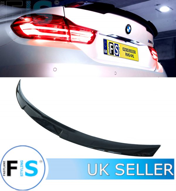 BMW 4 SERIES F82 M4 COUPE V-STYLE BOO SPOILER