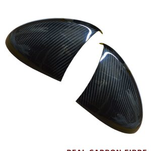 BMW 3 SERIES E90 E92 E93 M3 MIRROR COVER PAIR REAL CARBON FIBRE 2008-2012