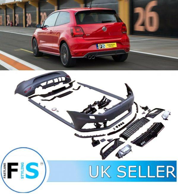 VW POLO MK5 GTI LOOK BODYKIT