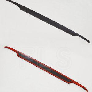MERCEDES BENZ W211 E CLASS REAR DIFFUSER / SPLITTER / VALANCE