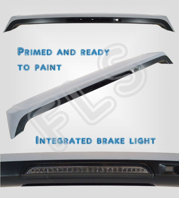RANGE ROVER SPOILER SPORT AUTOBIOGRAPHY STYLE 10-13 WITH LED BREAK LIGHTS