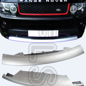 AUTOBIOGRAPHY LOOK BUMPER COVER SPLITTER SPOILER FOR RANGE ROVER SPORT 10-13