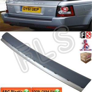 AUTOBIOGRAPHY LOOK REAR TAIL GATE TRIM SPOILER KIT FOR RANGE ROVER SPORT 05-12