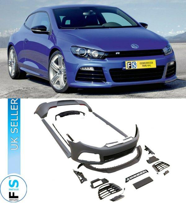 VW SCIROCCO R LOOK 2009-2014 BODYKIT