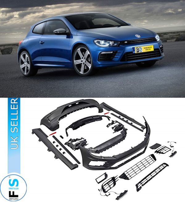 VW SCIROCCO R LOOK 2015+ BODYKIT