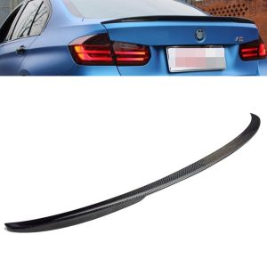 BMW 3 SERIES F30 PERFORMANCE STYLE REAR TRUNK BOOT SPOILER REAL CARBON 13-17