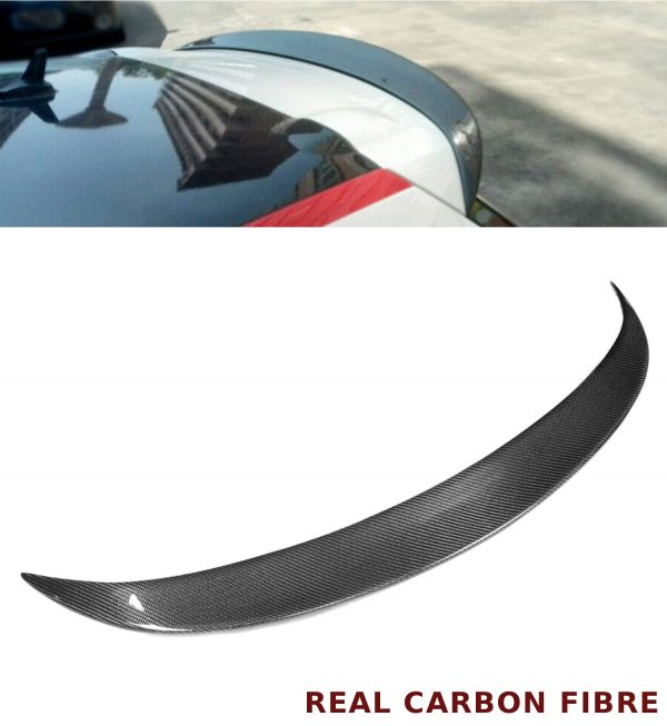 VW SCIROCCO GTS R REAR ROOF SPOILER WING REAL CARBON FIBRE 2010-2014