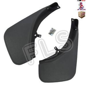 OEM STYLE REAR MUD FLAP SET – LAND RANGE ROVER VOGUE L322 '02-'13 100% OEM FIT