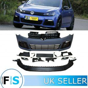 VW GOLF MK6 R20 LOOK BODYKIT FRONT BUMPER KIT