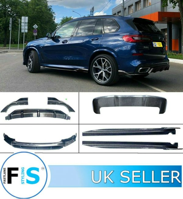 BMW X5 G05 CARBON FIBRE PERFORMANCE BODY KIT