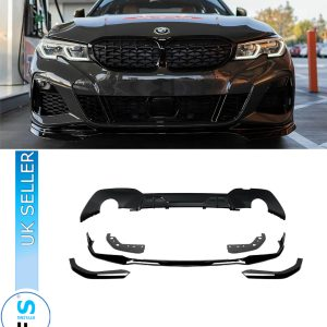 BMW 3 SERIES G20 G21 M PERFORMANCE FRONT SPLITTER & REAR DIFFUSER