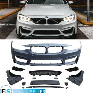 BMW 3 SERIES F30 M3 F80 BODYKIT CONVERSION FRONT BUMPER