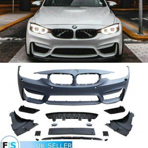 BMW 3 SERIES F30 M3 F80 BODYKIT CONVERSION FRONT REAR BUMPER