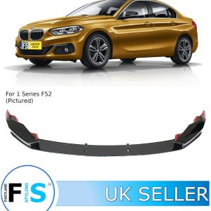 BMW 1 SERIES F52 FRONT DIFFUSER SPLITTER LIP