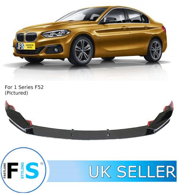 BMW 1 SERIES F52 FRONT DIFFUSER SPLITTER LIP