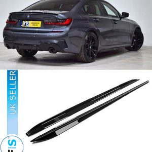 BMW 3 SERIES G20 G21 M PERFORMANCE SIDE BLADES EXTENSION