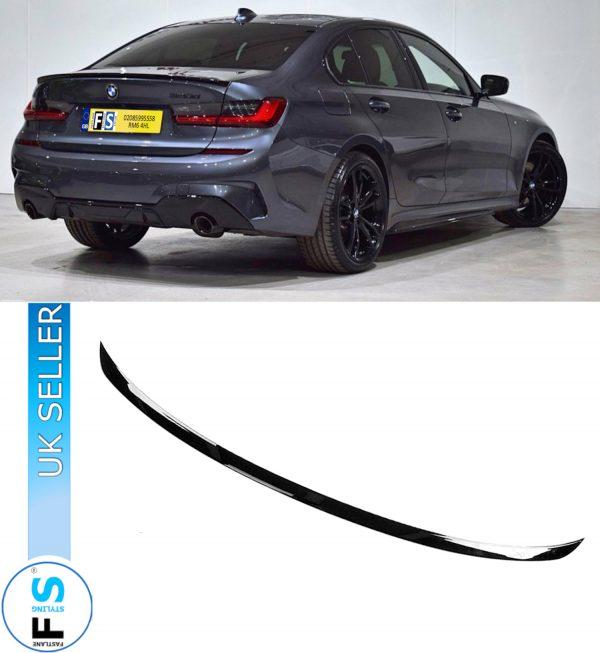 BMW 3 SERIES G20 M PERFORMANCE REAR TRUNK BOOT SPOILER